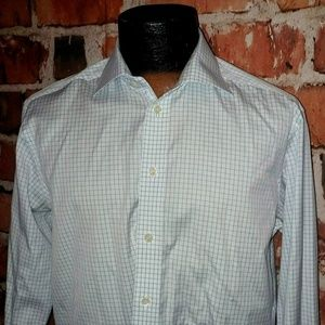 ETON Contemporary Mens Shirt 16-41 Checks